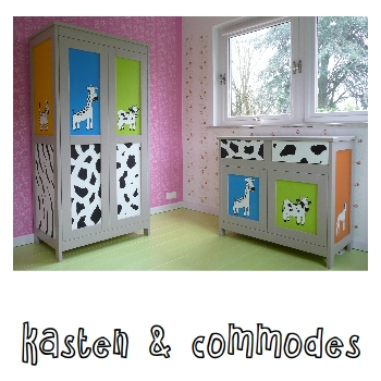 Kasten en commodes