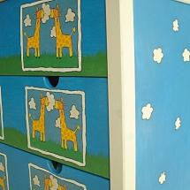 commode girafjes