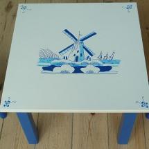 set delftsblauw