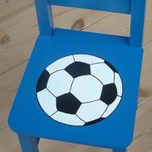 stoel voetbal