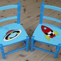 stoelen space