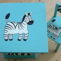 setje zebra