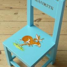 stoel konijn